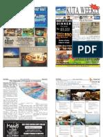 "Kuta Weekly-Edition 366 ""Bali's Premier Weekly Newspaper"""