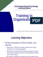 Training v 3