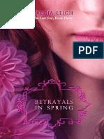 Leigh Trisha-Betrayals in Spring
