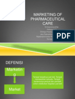 Entre - Marketing Pharmaceutical Care