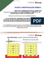 A001 - Aislación sísmica - (Generalidades)