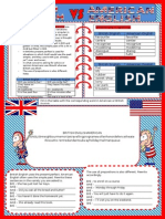 british vs american english 101