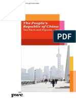 China Tax Facts Figures 2012 Pwc