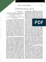Rev Clin Esp 5-4 Intentos de Reproducir en Los Animales El Latirismo Por Una Dieta de Harina de Almortas (Lathyrus Sativus) 1942