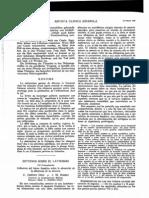 Rev Clin Esp 8-4 Influencia de Factor Hepatico Sobre La Absorcion de La Albumina de La Almorta 1943