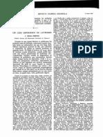 Rev Clin Esp 8-5 Un Caso Esporadico de Latirismo 1943