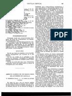 Rev Clin Esp 9-6 Aspecto Clinico de Un Nuevo Foco de Latirismo en Castilla 1943