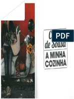 Receitas de Clara de Sousa