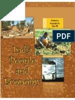 Geo C12 India People & Economy