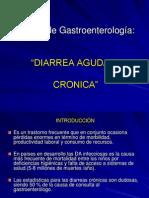 Diarreas Agudas y