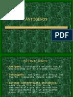 6.- ANTÍGENOS