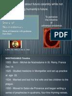 Story of Nostradamus