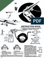 Model 250 Instruction Book