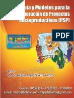 GUÍA Y MODELOS PARA LA ELABORACIÓN DE PROYECTOS SOCIOPRODUCTIVOS