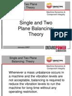 Balancing Theory