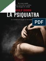 La Psiquiatra Wulf Dorn