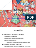 day of the dead presentation