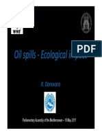 BioProcesses No. 1 A_Effects of Oil Spill to the Micro and Macro Fauna