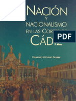 Nación y nacionalismo en las Cortes de Cádiz