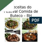 Receitas do Festival Comida de Buteco – BH.doc