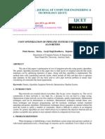 costoptimizationofpipelinesystemsusinggeneticalgorithm-130918093213-phpapp01