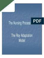 Nursing Process and Ram