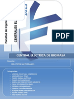 Central de Biomasa (RSU)
