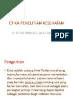 11. ETIKA PENELITIAN