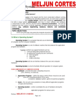 MELJUN CORTES Operating System Lesson1