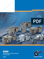NORD Gear Box Manual