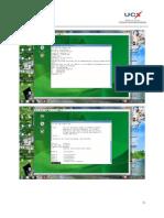 UCX IDES Installation Document
