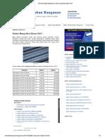 Informasi Bahan Bangunan...r Harga Besi Beton 2013