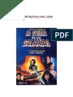 Anderson, Kevin J. - Trilogía de la Academia Jedi 1 - La búsqueda del Jedi