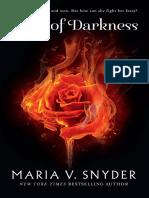 Taste Of Darkness by Maria V. Snyder - Chapter Sampler