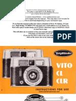 Voigtlander Vito Cl Clr