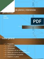 Curso Interpretacion de Planos y Tolerancias Geometricas
