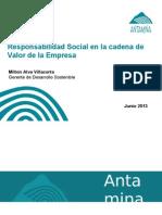 Responsabilidad Social Antamina