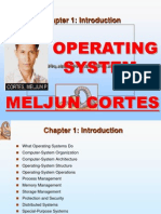 MELJUN CORTES Operating System Introduction
