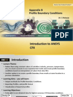 CFX-Intro 14.5 Appendix B Profile BCs