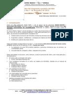 Resultados diagnóstico gratuito VIH 2013