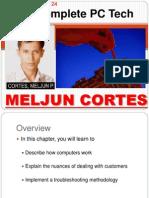 MELJUN CORTES Computer Organization Lecture Chapter24