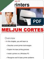 MELJUN CORTES Computer Organization Lecture Chapter20