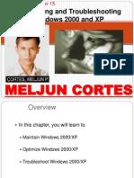 MELJUN CORTES Computer Organization Lecture Chapter15