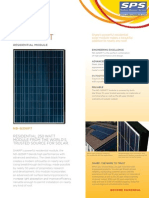 Ndq250f7 Sharp Solar Panel Spec