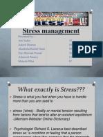 Stressmanagement Final