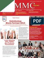 PMMC News Edisi XXI Nop Des 2013