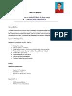 Waleed Resume