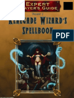 MGP9020 - 3.5E Expert Player's Guide Vol. I - Renegade Wizards Spellbook