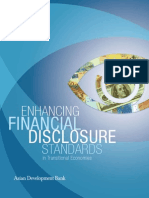 Enhancing Financial Disclosure Standards in Transitional Economies