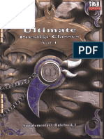 MGP9001 - 3E Ultimate Prestige Classes I, Supplementary Rulebook I